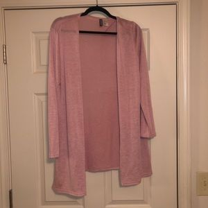 H&M pink duster size large